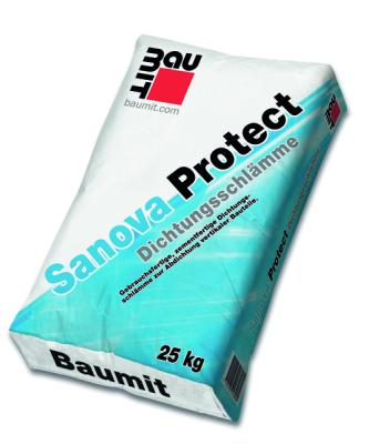 Baumit SanovaProtect/DichtungsSchlämme