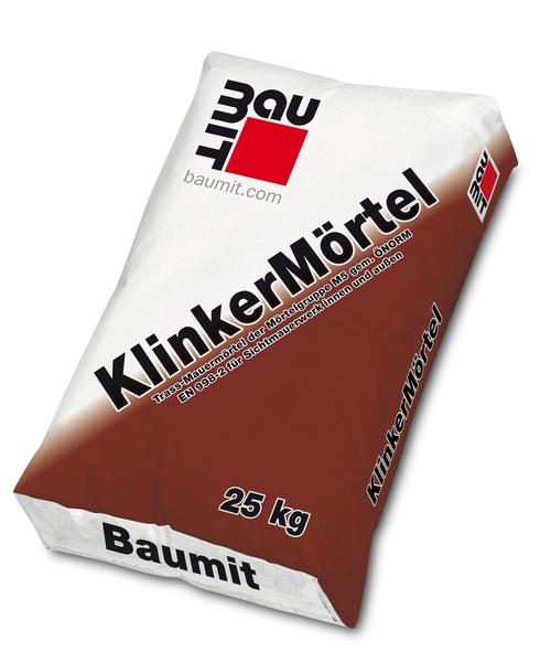 Baumit KlinkerMörtel