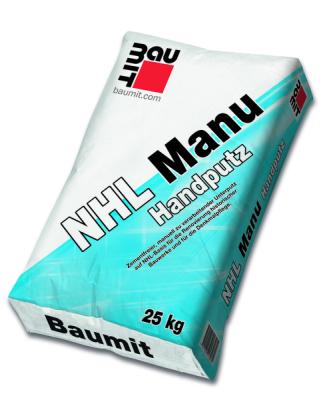 Baumit NHL Manu / Handputz