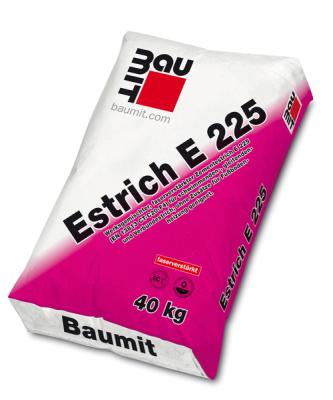 Baumit Estrich E 225