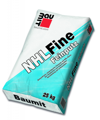 Baumit NHL Fine/FeinPutz