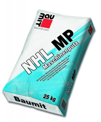 Baumit NHL MP / Maschinenputz