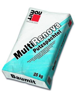 Baumit MultiRenova / Putzspachtel