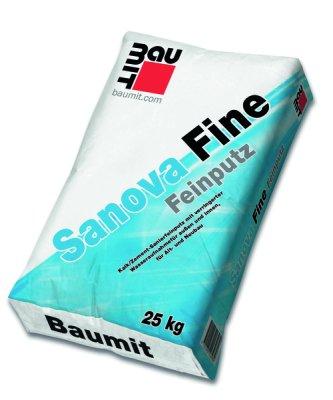 Baumit SanovaFine / Feinputz