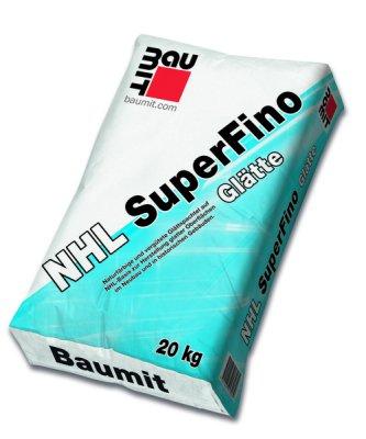Baumit NHL SuperFino / Glätte