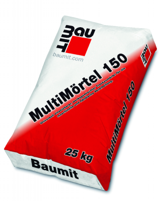 Baumit MultiMörtel 150
