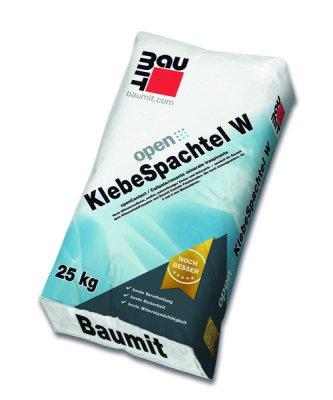 Baumit open KlebeSpachtel W