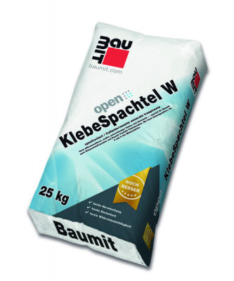 Baumit open KlebeSpachtel W