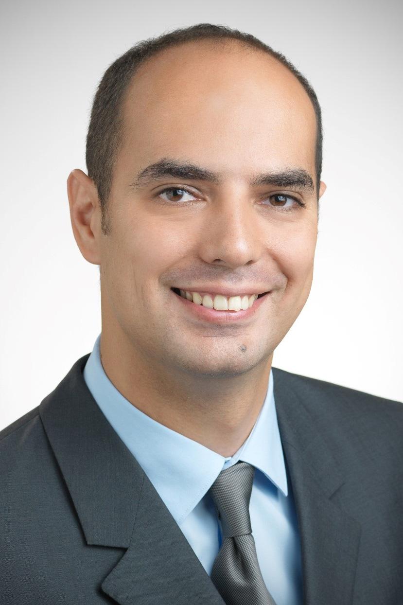 Attila Kovac is the head of finance at Baumit